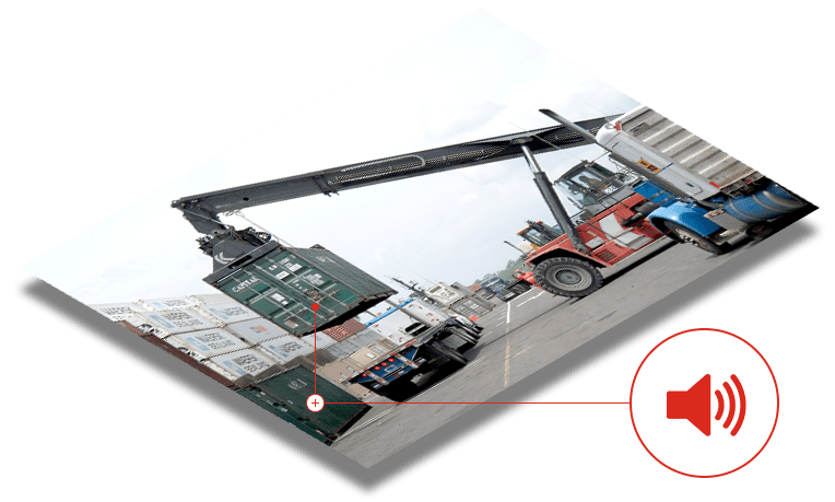 SafeFleet Logistics notificare eveniment neautorizat
