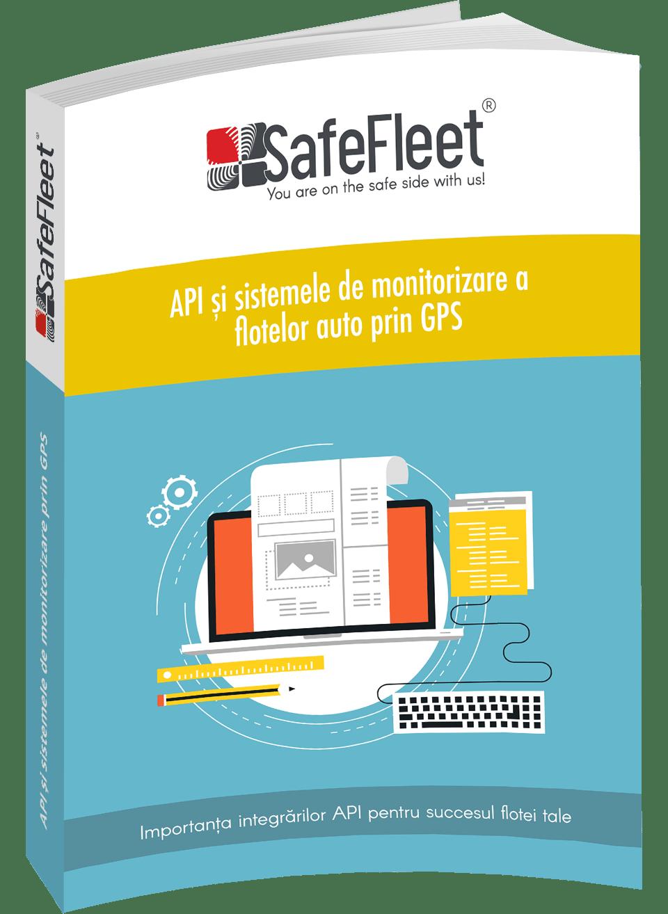 API și Sistemele de Monitorizare a Flotelor Auto prin GPS ebook