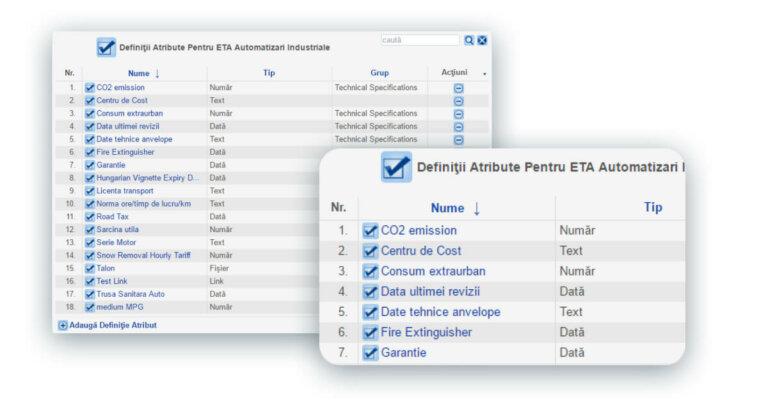 notificari expirare documente - platforma tracking gps