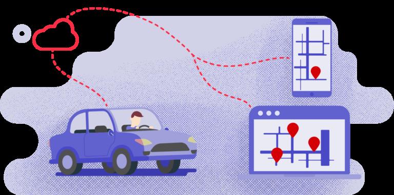 pachete monitorizare gps flota auto - safefleet